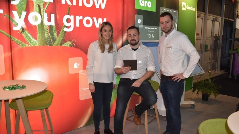 e-gro, grodan, egro, horticontact, event, launch